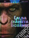 (Blu Ray Disk) Alba Del Pianeta Delle Scimmie (L') (Blu-Ray+Dvd+Copia Digitale) dvd