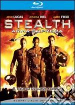 (Blu Ray Disk) Stealth. Arma suprema film in blu ray disk di Rob Cohen