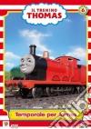 Trenino Thomas (Il) #06 - Temporale Per James dvd