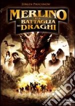 Merlino e la battaglia dei draghi film in dvd di Mark Atkins