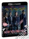 Now You See Me 2 (Blu-Ray Ultra HD 4K+Blu-Ray) dvd