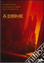 A crime film in dvd di Manuel Pradal