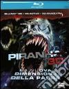 Piranha 3D (Cofanetto 3 DVD) dvd