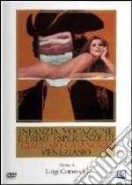 Infanzia, Vocazione E Prime Esperienze Di Giacomo Casanova, Veneziano film in dvd di Luigi Comencini