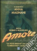 L' amore film in dvd di Roberto Rossellini