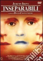 Inseparabili film in dvd di David Cronenberg