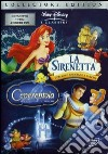 La Sirenetta. Special Edition - Cenerentola. Special Edition (Cofanetto 4 DVD) dvd