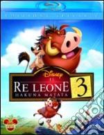 (Blu Ray Disk) Re Leone 3 (Il) - Hakuna Matata (SE) film in blu ray disk di Bradley Raymond