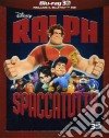 (Blu Ray Disk) Ralph Spaccatutto (Blu-Ray 3D+Blu-Ray)