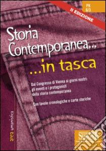 Storia contemporanea. E-book. Formato PDF ebook