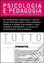Tutto psicologia e pedagogia. E-book. Formato PDF ebook
