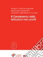 II Censimento delle istituzioni non profitAtti del 9° Censimento dell'industria e dei servizi e Censimento delle istituzioni non profit - 3. E-book. Formato PDF ebook