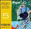 Maigret letto da Giuseppe Battiston. Audiolibro. Download MP3 ebook