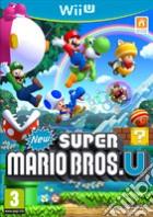 New Super Mario Bros U game