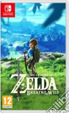 Legend of Zelda: Breath of the Wild game acc