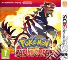 Pokemon Rubino Omega game