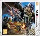 Monster Hunter 4 Ultimate game