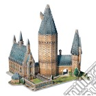 Puzzle 3D Harry Potter - Hogwarts game acc