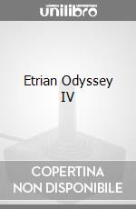 Etrian Odyssey IV game