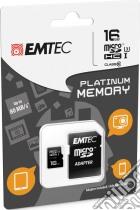 MicroSD + Adapter 16GB Plat (Full HD) game acc
