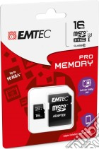 MicroSD + Adapter 16GB Pro (3D - 4K) game acc