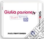 Giulia Passione Baby Sitter 3D game