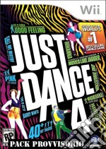 Just Dance 4 videogame di WII