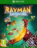 Rayman Legends game