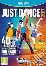 Just Dance 2017 videogame di WIIU