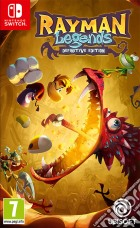 Rayman Legends Definitive Edition game acc