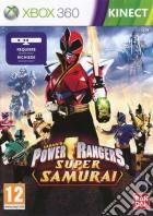Power Rangers Super Samurai game