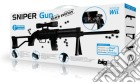WII Sniper Gun Black game acc
