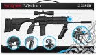 BB Move Sniper Gun Black PS3 game acc