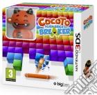 Cocoto Alien Brick Breaker game