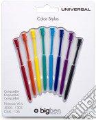 BB Stylus Colorati Pack 8 pezzi Wii U game acc