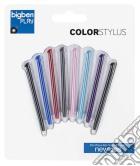 BB Stylus colorati Pack 8 pezzi game acc