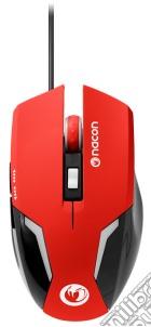 NACON Mouse Ottico 105 Rosso PC game acc