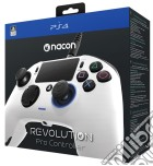 NACON Ctrl Revolution Bianco PS4 game acc