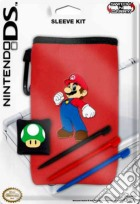 BD&A NDS Lite Mario Style & Sleeve Kit game acc