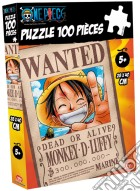 Puzzle One Piece - Wanted Rubber 100pz game acc