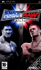 SMACK DOWN VS RAW 2006