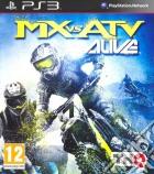 Mx Vs ATV Alive game