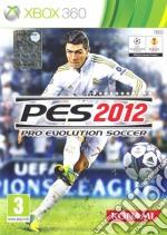 Pro Evolution Soccer 2012 videogame di X360