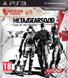 Metal Gear Solid 25th Anniversary