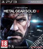 Metal Gear Solid V: Ground Zeroes game