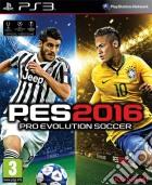 Pro Evolution Soccer 2016 game
