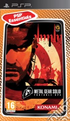 Essentials Metal Gear Solid Portable OPS
