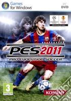 PES 2011 -PRO EVOLUTION SOCCER