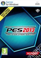 pes 2013 pro evolution soccer
