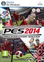 Pro Evolution Soccer 2014 game